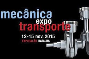 EXPO mec�nica 12-15 nov. 2015 EXPOSAl�O BATALHA