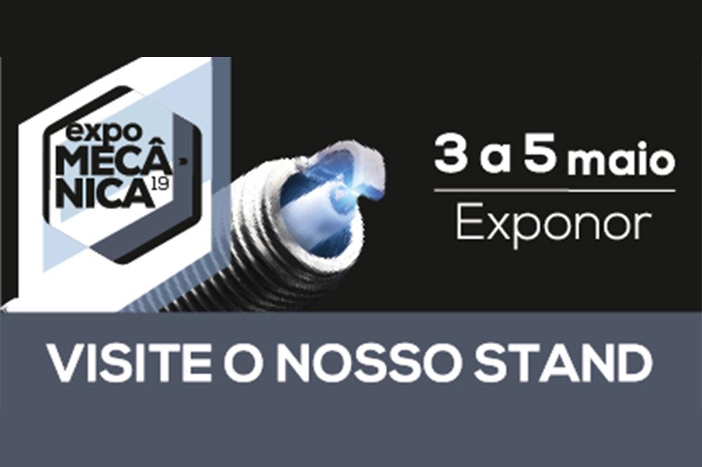 Sobralpneus participa na EXPOMECÂNICA '19 na Exponor