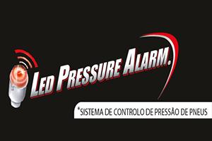 TPMS - Sistema de Controlo de Pressão de Pneus
