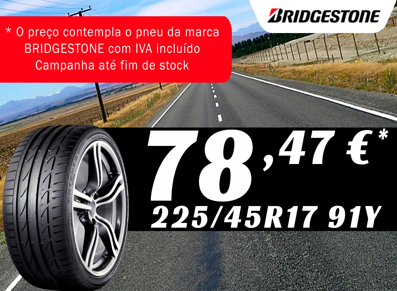 Campanha Bridgestone