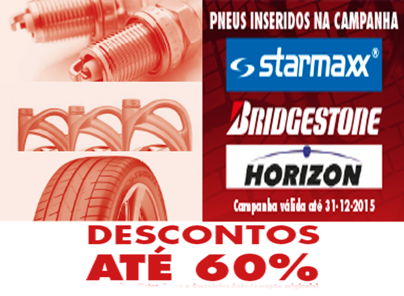 Descontos At� 60%